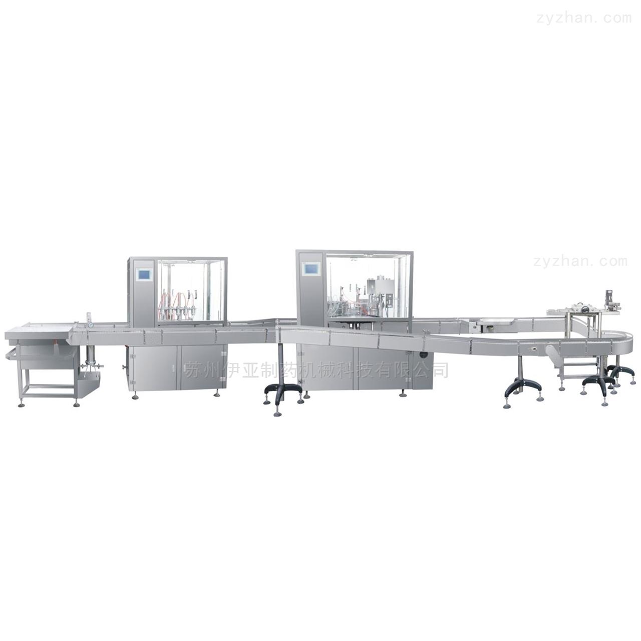 精油灌装生产线技术参数