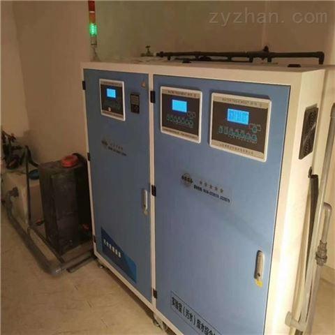 炼油厂实验室废水处理装置安装