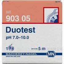 Duotest pH 7.0-10.0 双色pH试纸