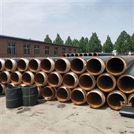 管径478聚氨酯直埋式无缝螺旋保温管