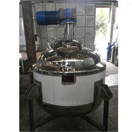 CT不锈钢电加热反应釜