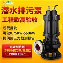 WQ高品质污水泵 提供水泵生产服务潜水泵