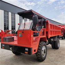 万山区矿井地下出渣车8吨湿式制动运输车
