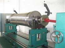 LW系列进口卧式螺旋离心机内螺旋、外转鼓平衡、调试