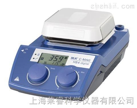 IKA C-MAG HS 4磁力搅拌器