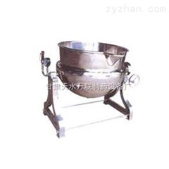 不锈钢可倾式反应锅