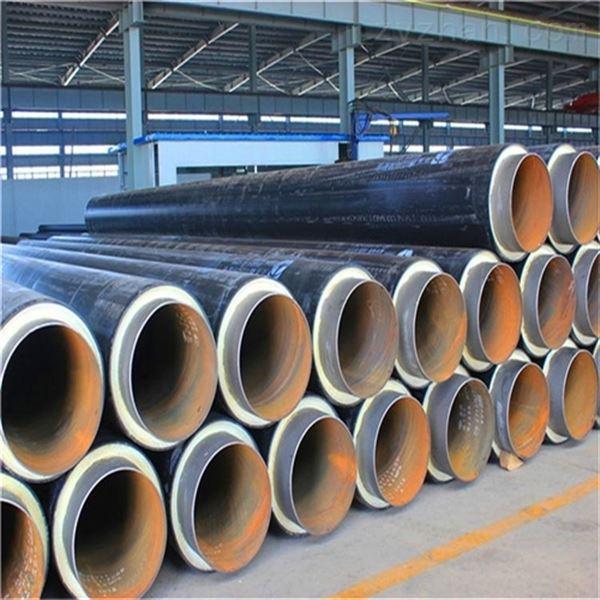 管径273聚氨酯直埋热力架空蒸汽保温管