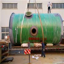 宝山 市政工程  地埋式箱泵一体化泵站