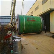 玻璃钢一体化防汛泵站报价