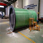 不锈钢玻璃钢一体化雨水泵站厂家定制