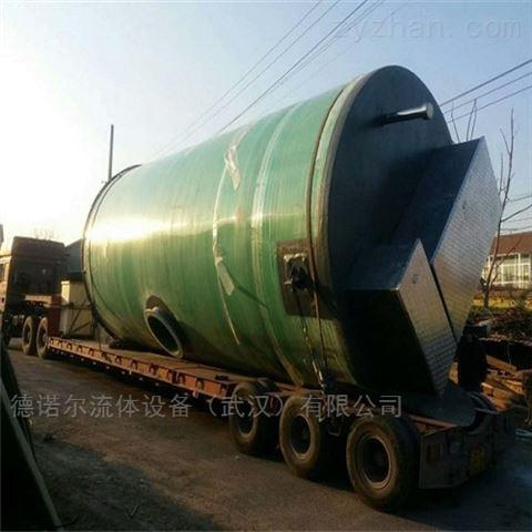 武汉泵站 一体化生产厂家