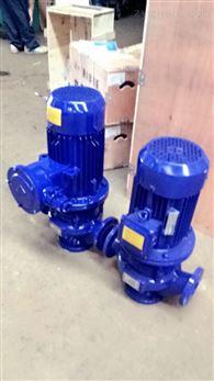 GW型污水无堵塞自吸泵 立式管道排污水泵