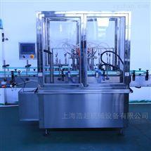 HC六頭液體直線灌裝機