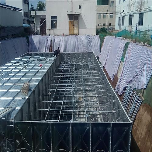 淮南地埋式消防一体化泵站