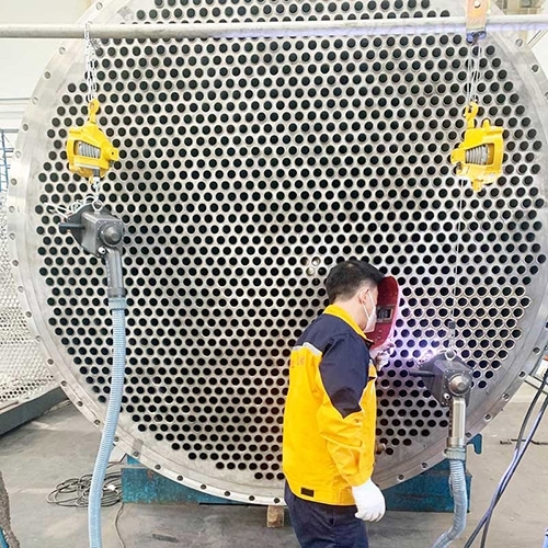 不銹鋼管板自動焊機 戈嵐孚來氬弧焊