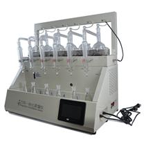 8位智能一体化蒸馏仪CYZL-6氨氮蒸馏装置