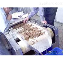 中药材微波软化机