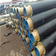 管径377*7小区供暖直埋式防腐保温管道
