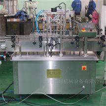 HCPGX-60自动高速型气雾剂灌装机