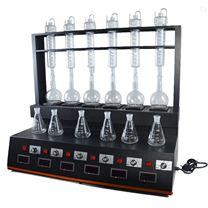 一體化智能蒸餾儀CYZL-6C食品二氧化硫檢測