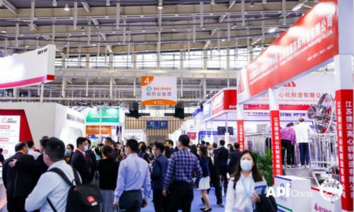 第85届API China&第24届CHINA-PHARM开幕,打造制药产业年度盛宴