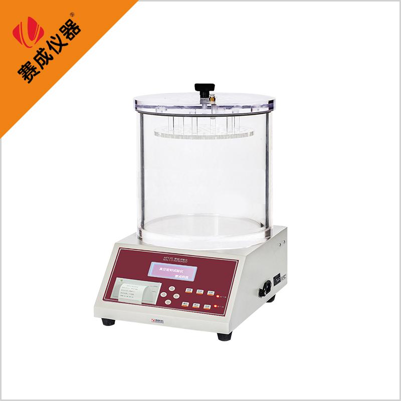 济南赛成注射器器身密合性测试仪
