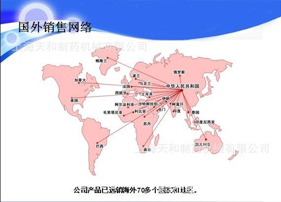 国外销售图