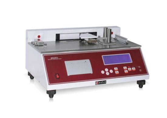 测试纸张的摩擦试验机