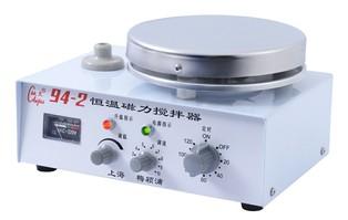 94-2恒温磁力搅拌器 上海梅颖浦